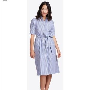 Tuckernuck Kim and Proper shirt dress